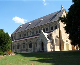 St Peters Anglican Church - Attractions Perth