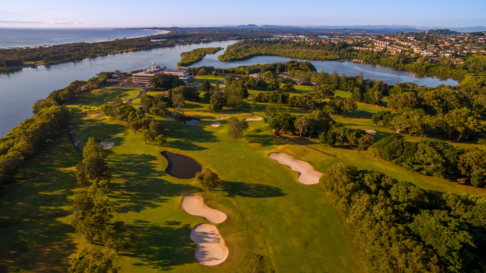 Coolangatta Tweed Heads Golf Club - Attractions Perth