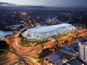 Gold Coast Convention and Exhibition Centre - Attractions Perth