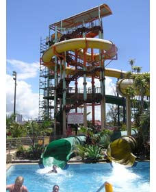 Ballina Olympic Pool and Waterslide - Attractions Perth