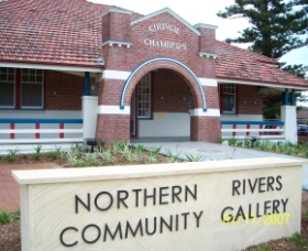 Northern Rivers Community Gallery - Attractions Perth